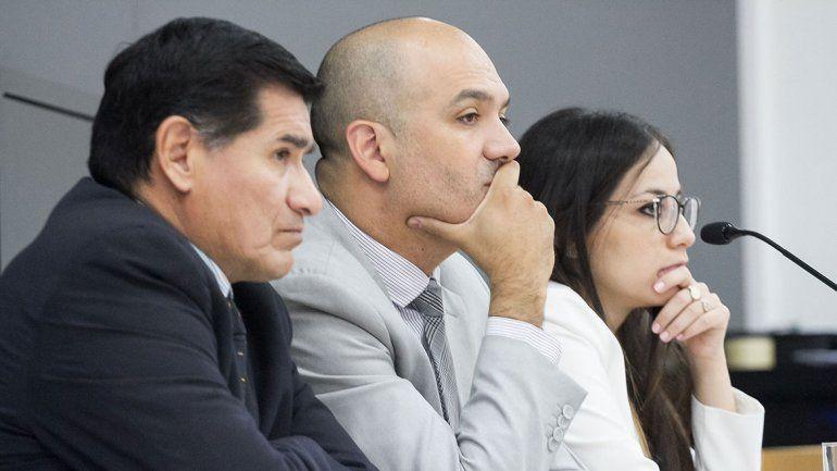 La fiscal Eugenia Vallejos encabezó la acusación en contra del abusador.