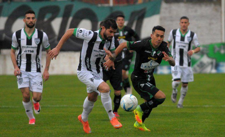 Cipo empató 1 a 1 frente a Villa Mitre en La Visera