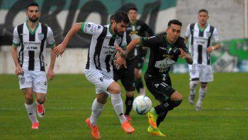 cipo debuto con derrota en casa: 0-1 ante alvarado