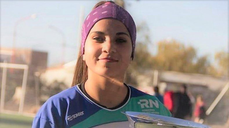 Una cipoleña fue convocada para jugar al fútbol en la Selección Nacional