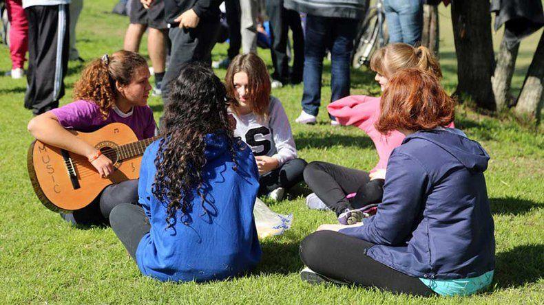 Los estudiantes tendrán un finde largo para festejar la primavera