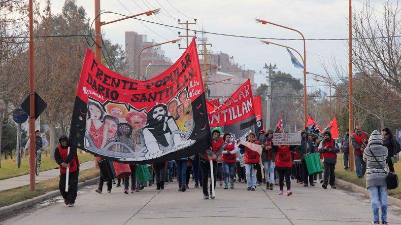 Las organizaciones sociales se unirán para potenciar las protestas
