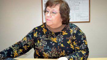 Marisa Lazzaretti trabaja con Diego Rudy en la iniciativa transformadora.