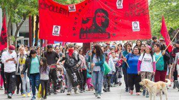 Los movimientos populares continúan con su plan de lucha.
