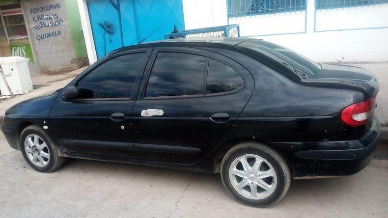 Manejaba un auto robado en Buenos Aires y lo atraparon