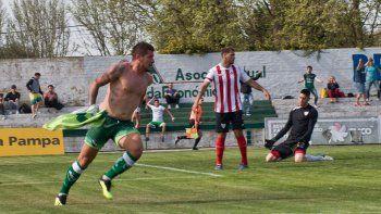 Ferro festejó de local ante Independiente de Neuquén. Fue 3 a 1.