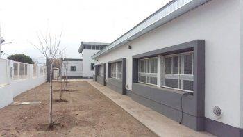 la provincia inaugurara el colegio tecnico de fernandez oro