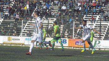 El Albinegro sumó sus primeros puntos en esta temporada y se ilusiona con comenzar a subir en la tabla.