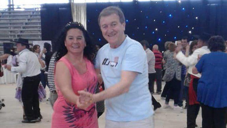 A puro baile: Tortoriello participó de la nueva edición del Abuelazo