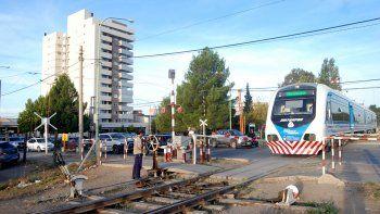 El Tren del Valle podría extenderse en breve hasta la ciudad de Plottier.