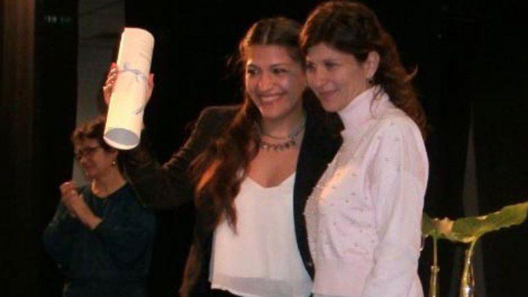 El acto se llevó a cabo ayer en el Centro Cultural de Cipolletti.