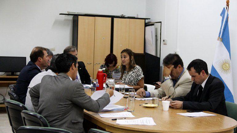 La Magistratura impulsó el sumario contra el juez Chirinos.