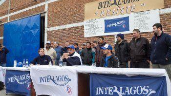 el fpv respaldo a obreros de interlagos y repudio al sindico