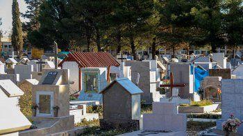 Hasta ahora, en la ciudad los cuerpos se entierran o se instalan en nichos.