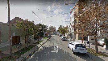 Un hombre fue baleado a metros del Club Cipolletti y está internado