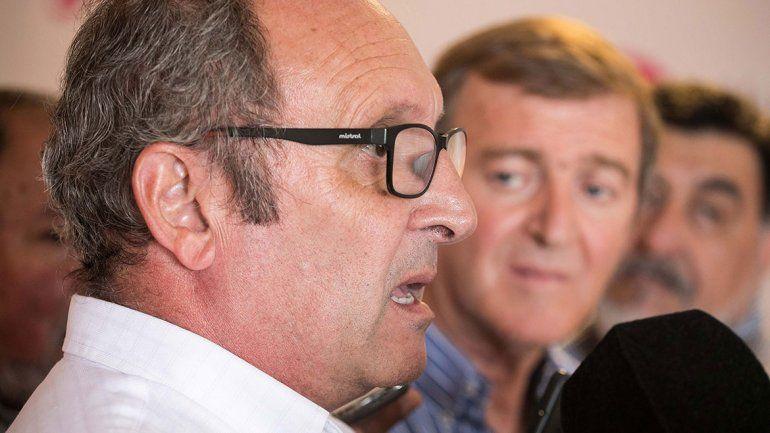 Bordignon aseguró que el proyecto del voto parroquial está casi listo.