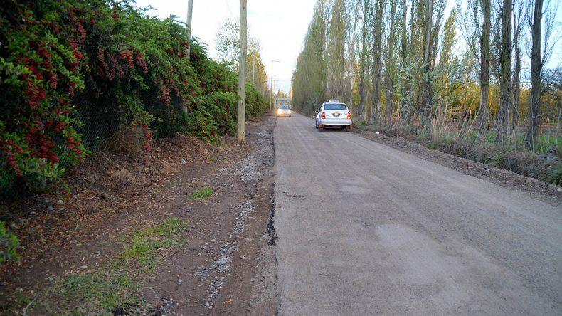 El cuento del irlandés: asfalto falso y amenazas