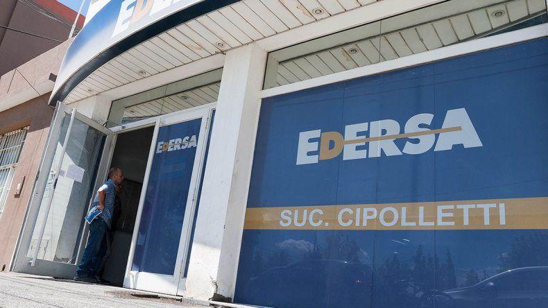 Desde Edersa aseguran que detectaron medidores adulterados.