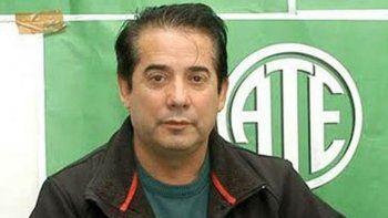Jorge Núñez, de ATE, destacó el logro para los municipales.