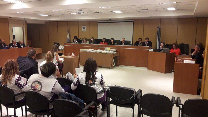 El jury contra Juan Chirinos se desarrolla en General Roca.
