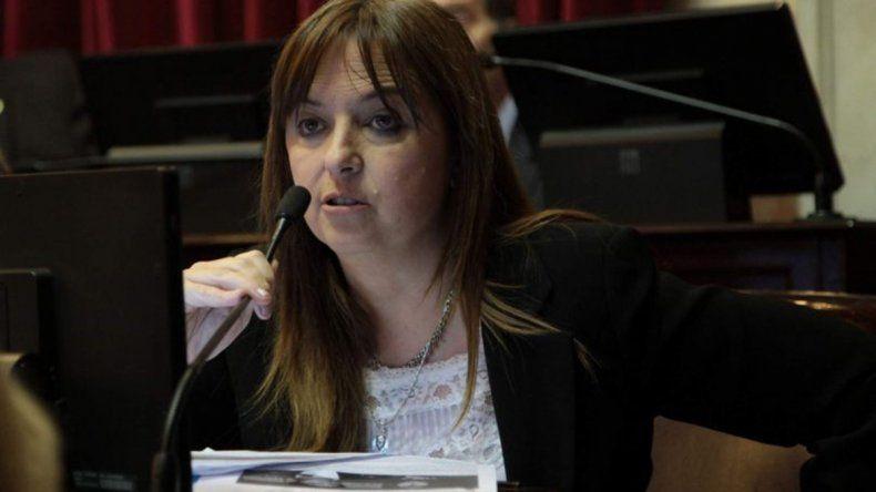 Odarda pide que se incremente la seguridad en las rutas rionegrinas