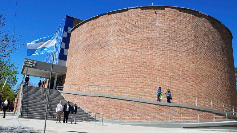 La feria en el complejo cultural tendrá más de 40 stands de librerías.