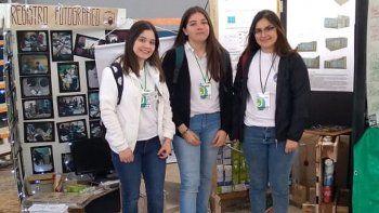 Alumnos del CET 15 van a construir casas con basura domiciliaria