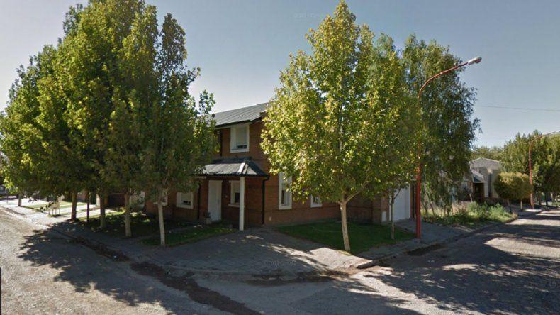 El robo ocurrió en la esquina de Balcarce y Alfonsina Storni.