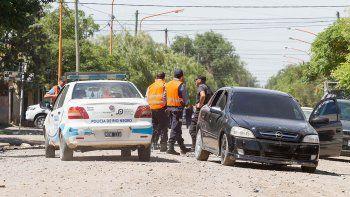 Los policías deben ser cautos en las persecuciones callejeras.