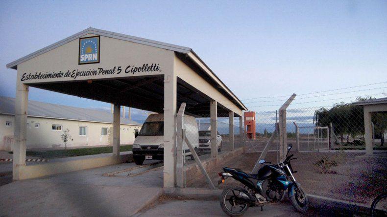Carlos Domínguez permanecerá preso en la cárcel cipoleña.