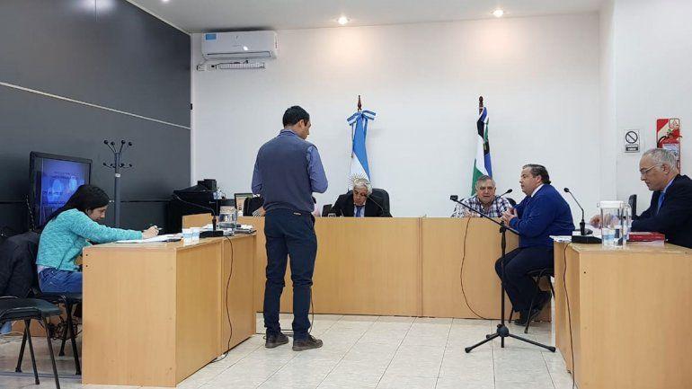 El juicio por el crimen de Miguel Contreras tuvo un solo condenado.