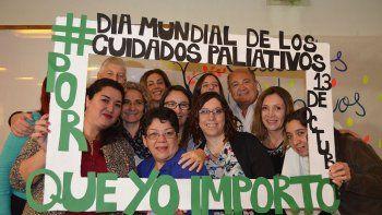 medicos del ultimo adios: dia mundial de cuidados paliativos