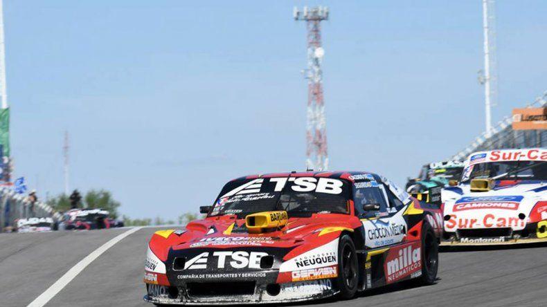 Urcera tuvo otra jornada positiva con el JP Racing