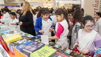 La Feria del Libro le baja el telón a una edición inolvidable