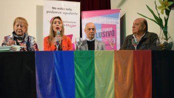 cipolletti fue sede de un encuentro sobre salud y diversidad trans