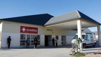 Dos de los heridos, que son amigos, permanecen internados en el hospital Pedro Moguillansky de Cipolletti.