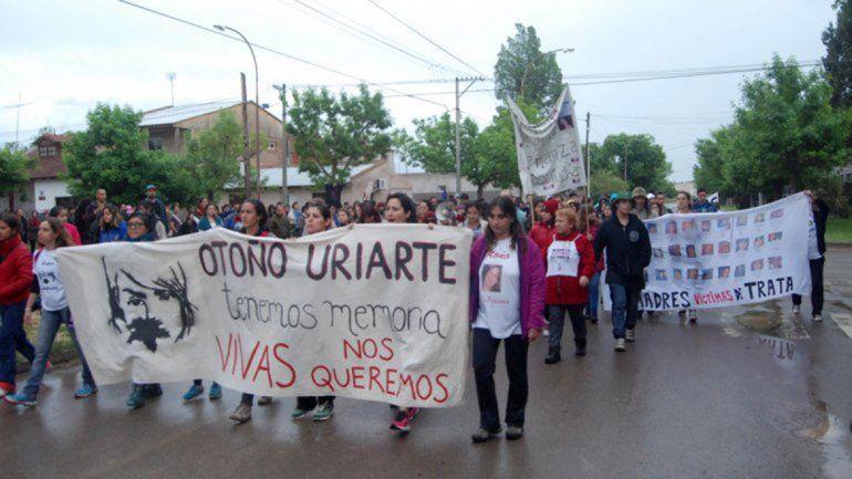 Otoño Uriarte: presente, ahora y siempre