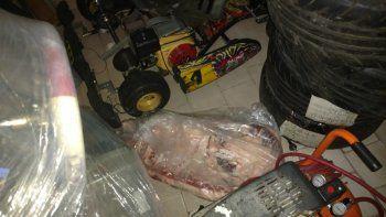 clausuran carniceria cipolena por vender asado ilegal