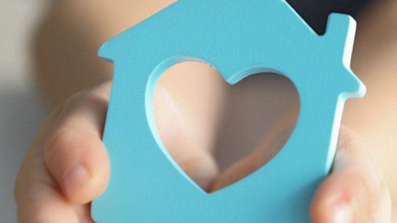El ejemplo de amor que dan las familias solidarias