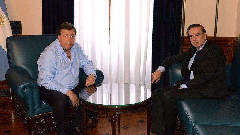 Weretilneck y Pichetto valoraron el presupuesto