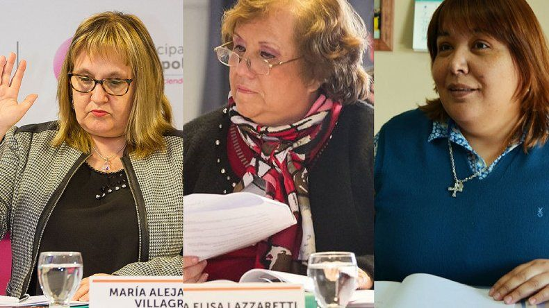 Villagra salió a bancar a Lazzaretti y cuestionó las duras declaraciones de Linhardo