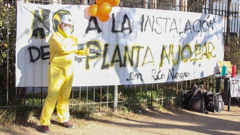 Las marchas contra la energía nuclear fueron la base de la prohibición.