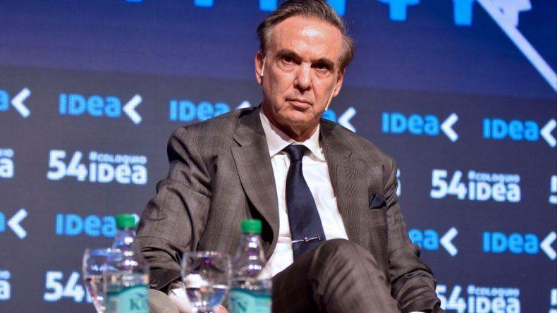 Pichetto sale a la cancha: Voy a ser candidato en 2019