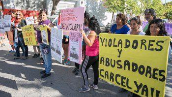 el chacal que violo a sus tres hijas debera pasar 21 anos preso