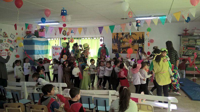 El trabajo incansable de Sol Patagonia para mejorar la vida en los barrios cipoleños