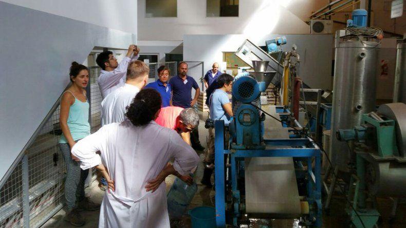 La UNRN tendrá una fábrica de sidra en el Valle