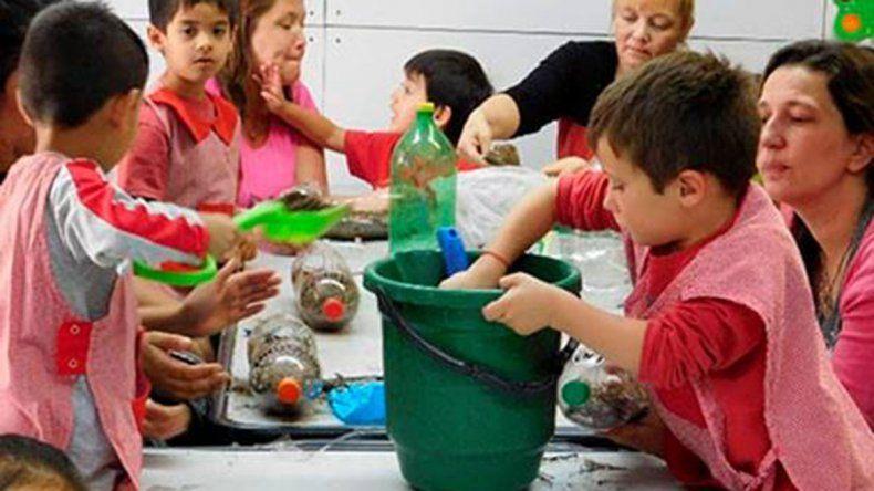 Encuentro sobre agroecología para escuelas en Cipolletti
