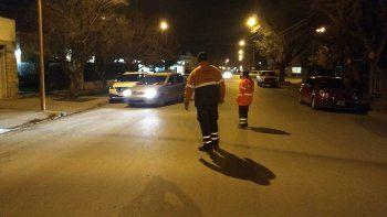 en solo 6 dias transito municipal labro 132 actas y secuestro 26 vehiculos en cipolletti