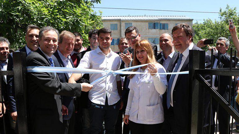 Inauguraron una Comisión Médica para accidentes laborales en Cipolletti