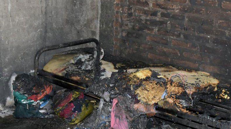 El sobreviviente del incendio fatal de Viedma será trasladado a Córdoba